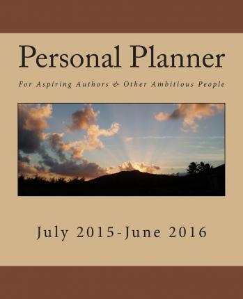 2015-2016 Personal Planner