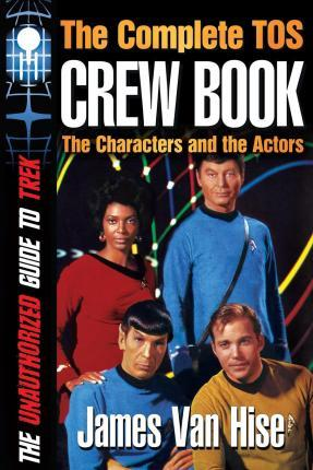 The Complete TOS Crew Book