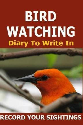 Bird Watching Diary to Write in