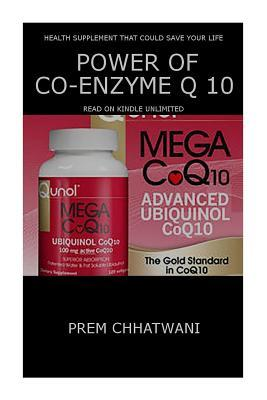 Power of Co-enzyme Q 10