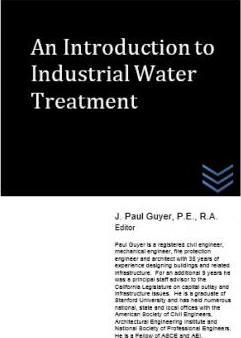 An Introduction to Industrial Water Treatment