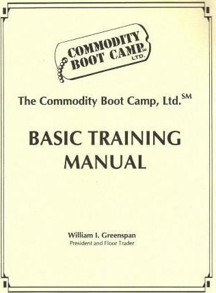 The Commodity Boot Camp Basic Training Manual