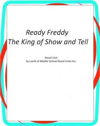 Ready Freddy King of Show and Tell