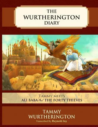 Tammy Meets Ali Baba and the Forty Thieves