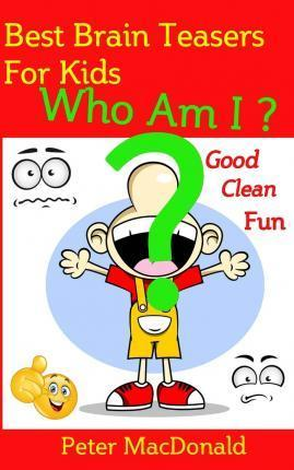 Best Brain Teasers for Kids - Who Am I?
