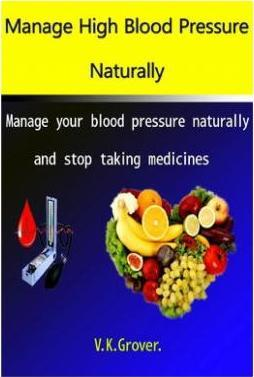 Manage High Blood Pressure Naturally