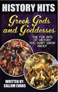 The Fun Bits of History You Don't Know about Greek Gods and Goddesses