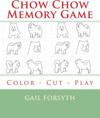 Chow Chow Memory Game