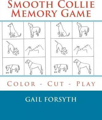 Smooth Collie Memory Game