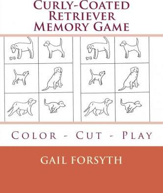 Curly-Coated Retriever Memory Game