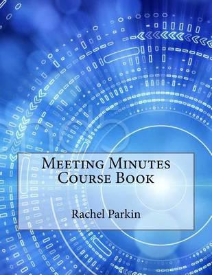 Meeting Minutes Course Book