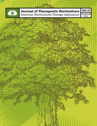 Ahta Journal of Therapeutic Horticulture Volume XXV Issue I