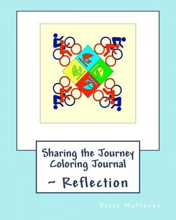 Sharing the Journey Coloring Journal