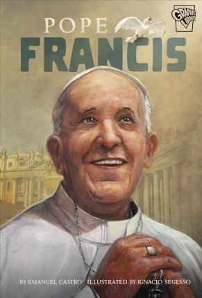 Graphic Lives: Pope Francis