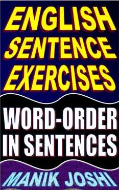 English Sentence Exercises