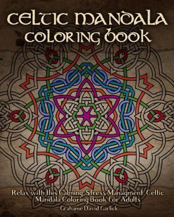 Celtic Mandala Coloring Book