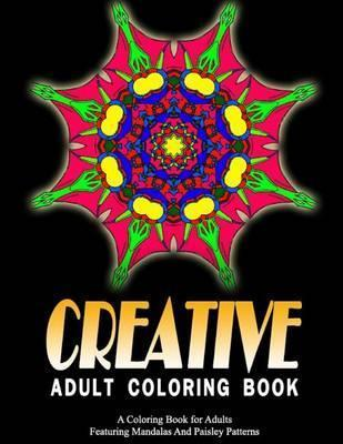Creative Adult Coloring Books, Volume 19  Women Coloring Books for Adults