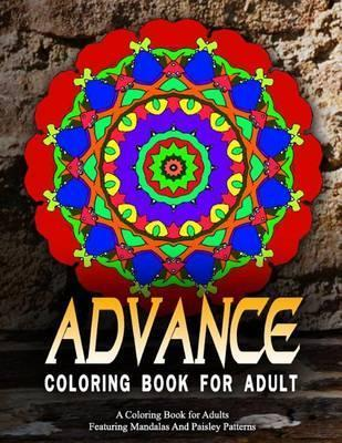 Advanced Coloring Books for Adults, Volume 11 : Jangle Charm ...
