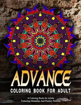 Advanced Coloring Books For Adults