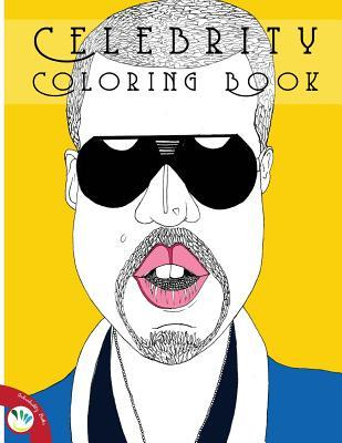 Celebrity Coloring Book