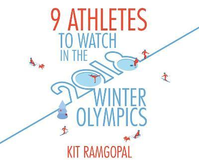 Astrosadventuresbookclub.com 9 Athletes to Watch in the 2018 Winter Olympics Image