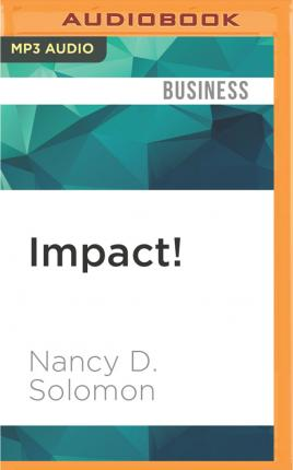 Astrosadventuresbookclub.com Impact! : What Every Woman Needs to Know to Go from Invisible to Invincible Image
