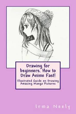 how to draw anime and manga books