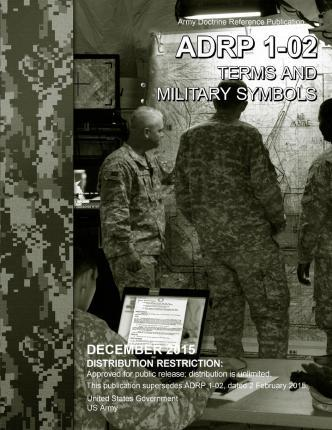 Army Doctrine Reference Publication Adrp 1-02 Terms and Military