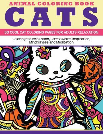 Cool cat coloring Cool cats coloring book | Jock.mylaserlevelguide.com | 430x332