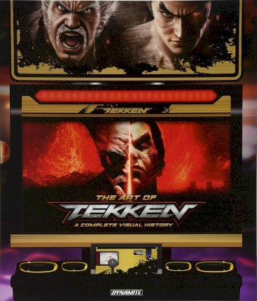 The Art of Tekken: The Complete Visual History HC Deluxe Edition