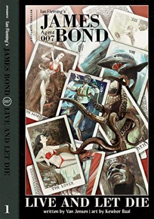 James Bond: Live and Let Die HC