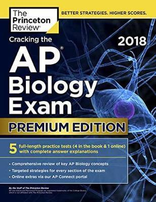 Cracking The Ap Biology Exam 2018 Princeton Review 9781524710606