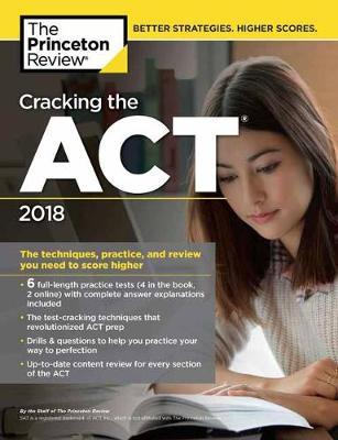 You Model And Act Reviews >> Cracking The Act With 6 Practice Tests Princeton Review