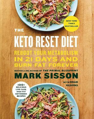 Mark Sisson Diet the keto reset diet : mark sisson : 9781524762230