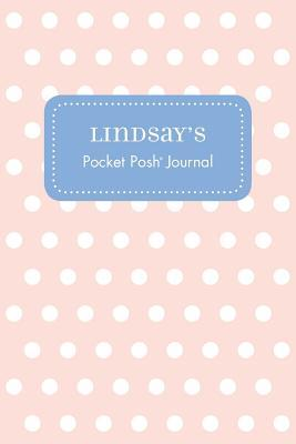Lindsay's Pocket Posh Journal, Polka Dot