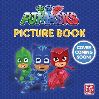 PJ Masks: Mystery Mountain Picture Book