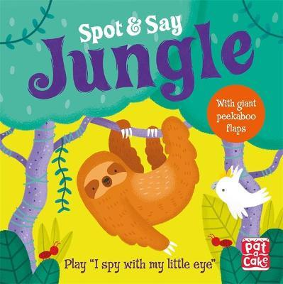 Spot and Say: Jungle