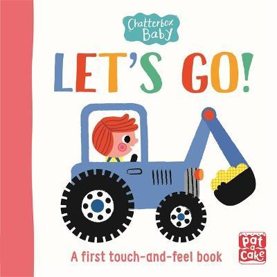 Chatterbox Baby: Let's Go!