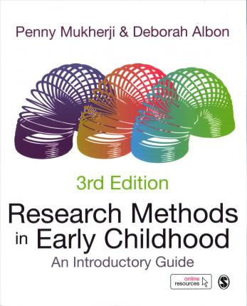 Research Methods in Early Childhood Cover Image