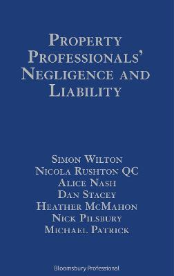 Property Professionals' Negligence and Liability