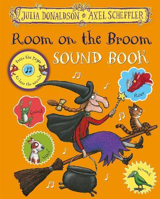 Room on the Broom Sound Book Cover Image