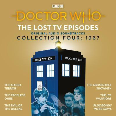 Doctor Who: The Lost TV Episodes Collection Four