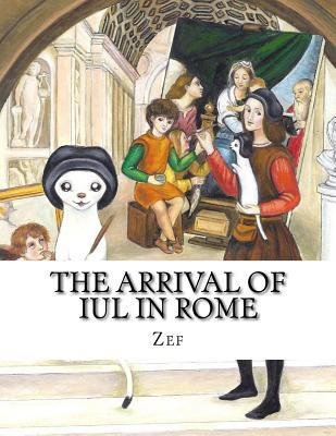 The Arrival of Iul in Rome