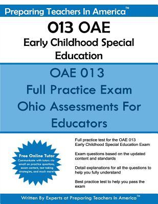 Oae Early Childhood Special Education