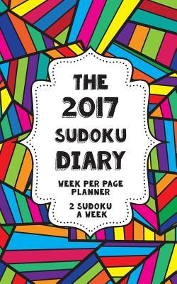 The 2017 Sudoku Diary - Week Per Page