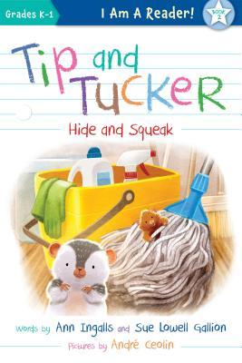 Tip and Tucker Hide and Squeak