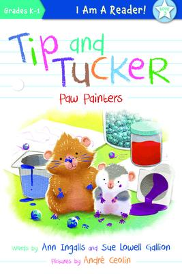 Tip and Tucker Paw Painters
