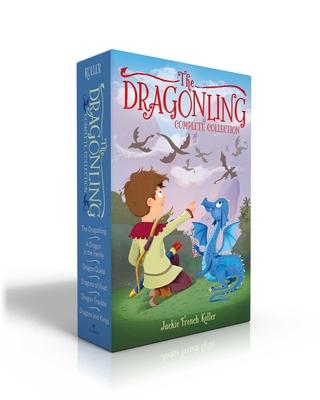 The Dragonling Complete Collection  The Dragonling; A Dragon in the Family; Dragon Quest; Dragons of Krad; Dragon Trouble; Dragons and Kings