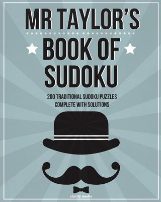 Mr Taylor's Book of Sudoku