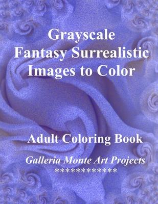 Grayscale Fantasy Surrealistic Images to Color